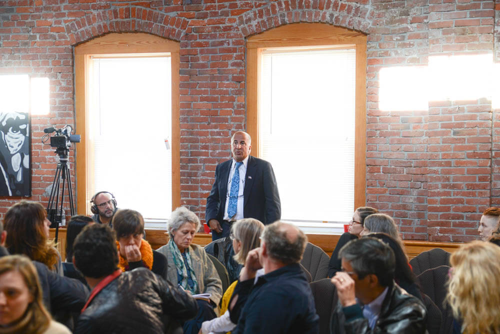 Councilman Squilla, photo by Michael Reali